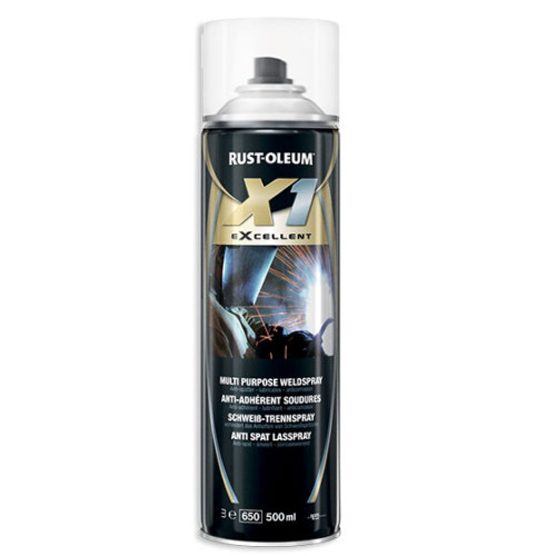 Rustoleum X1 eXcellent Multi-Purpose Weld Spray 1613