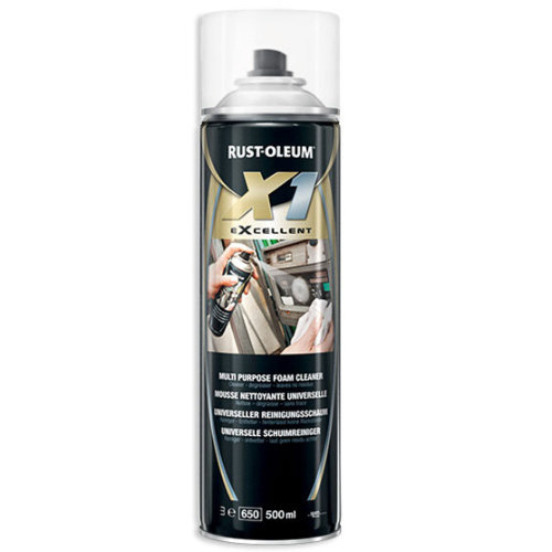 Rustoleum X1 eXcellent Multi-Purpose Foam Cleaner 1630