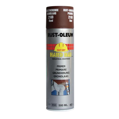 Rustoleum Hard Hat Anti Corrosion Primer Red Brown 2169