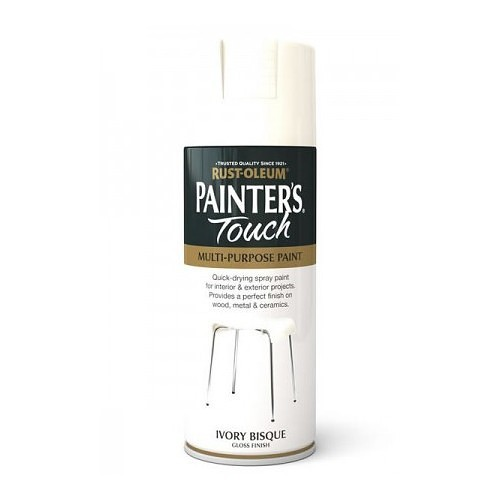 Rustoleum Painters Touch Ivory Bisque Gloss