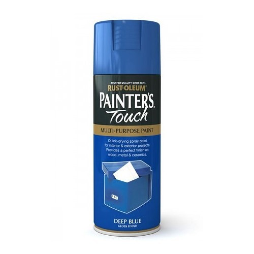 Rustoleum Painters Touch Deep Blue Gloss