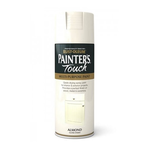 Rustoleum Painters Touch Almond Gloss