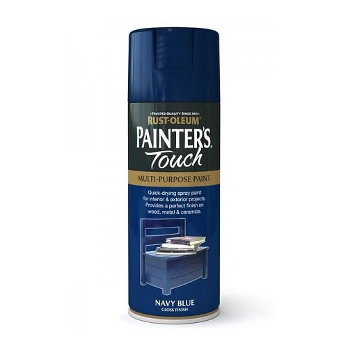Rustoleum Painters Touch Navy Blue Gloss