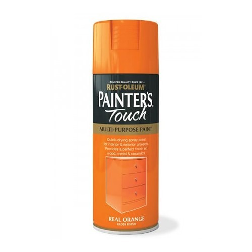 Rustoleum Painters Touch Real Orange Gloss