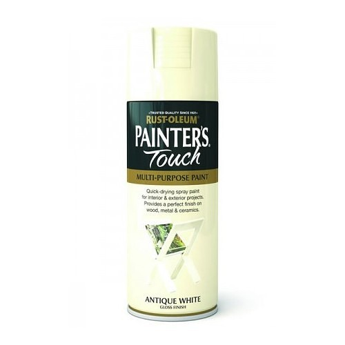 Rustoleum Painters Touch Antique White Gloss