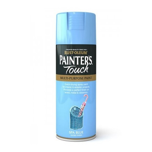 Rustoleum Painters Touch Spa Blue Gloss
