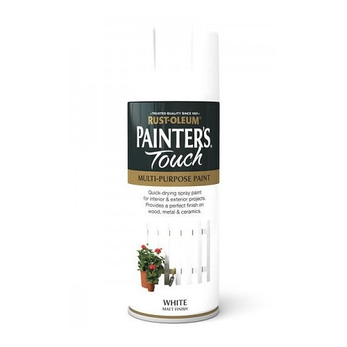 Rustoleum Painters Touch White Matt
