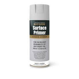 Rustoleum Surface Primer Grey Matt