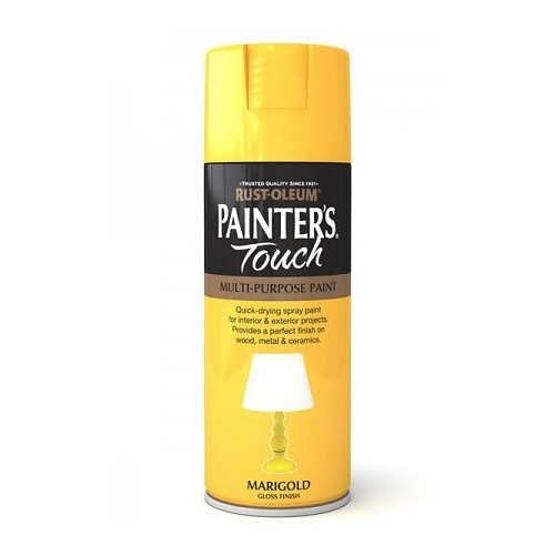 Rustoleum Painters Touch Marigold Gloss