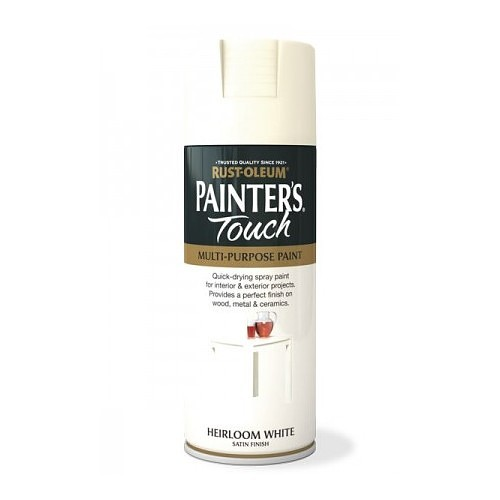 Rustoleum Painters Touch Heirloom White Satin