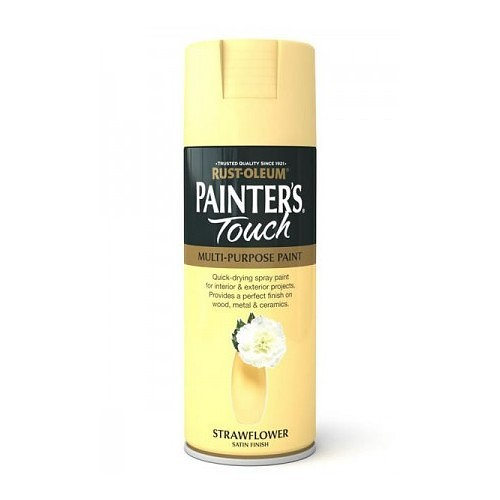 Rustoleum Painters Touch Strawflower Satin