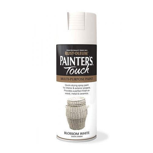 Rustoleum Painters Touch Blossom White Satin