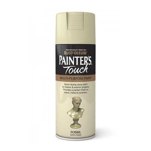 Rustoleum Painters Touch Fossil Satin