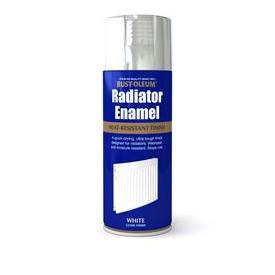 Rustoleum Radiator Enamel Chrome Metallic