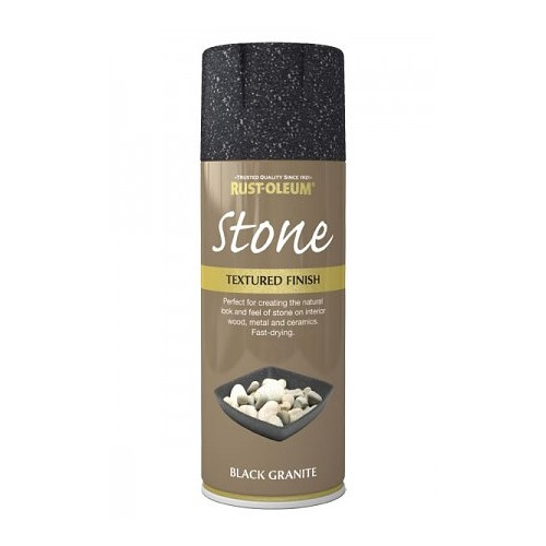 Rustoleum Stone Black Granite