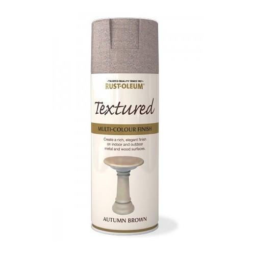 Rustoleum Textured Autumn Brown