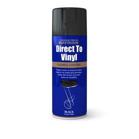 Rustoleum Direct To Vinyl Black Gloss