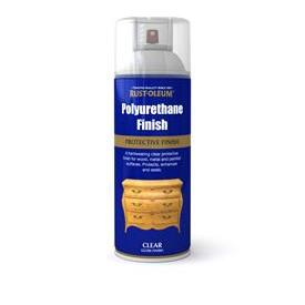 Rustoleum Polyurethane Finish Clear Gloss