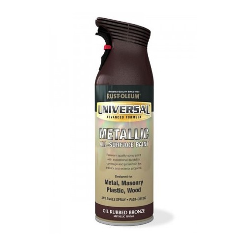 Rustoleum Universal Oil Rubbed Bronze Metallic