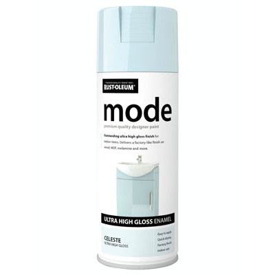 Rustoleum Mode Celeste Enamel Gloss Spray