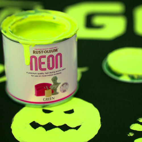 Rustoleum Neon Green (Spray) 150ml